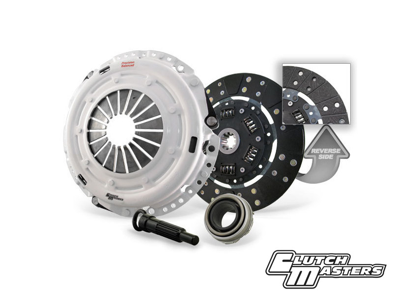 Сцепление Clutch Masters FX250 (Stage 2+) демпферный диск (267mm Upgrade) BMW M5 (E39) 2000-2003 6MT 4.9L (S62B50) 03CM5-HD0F-X
