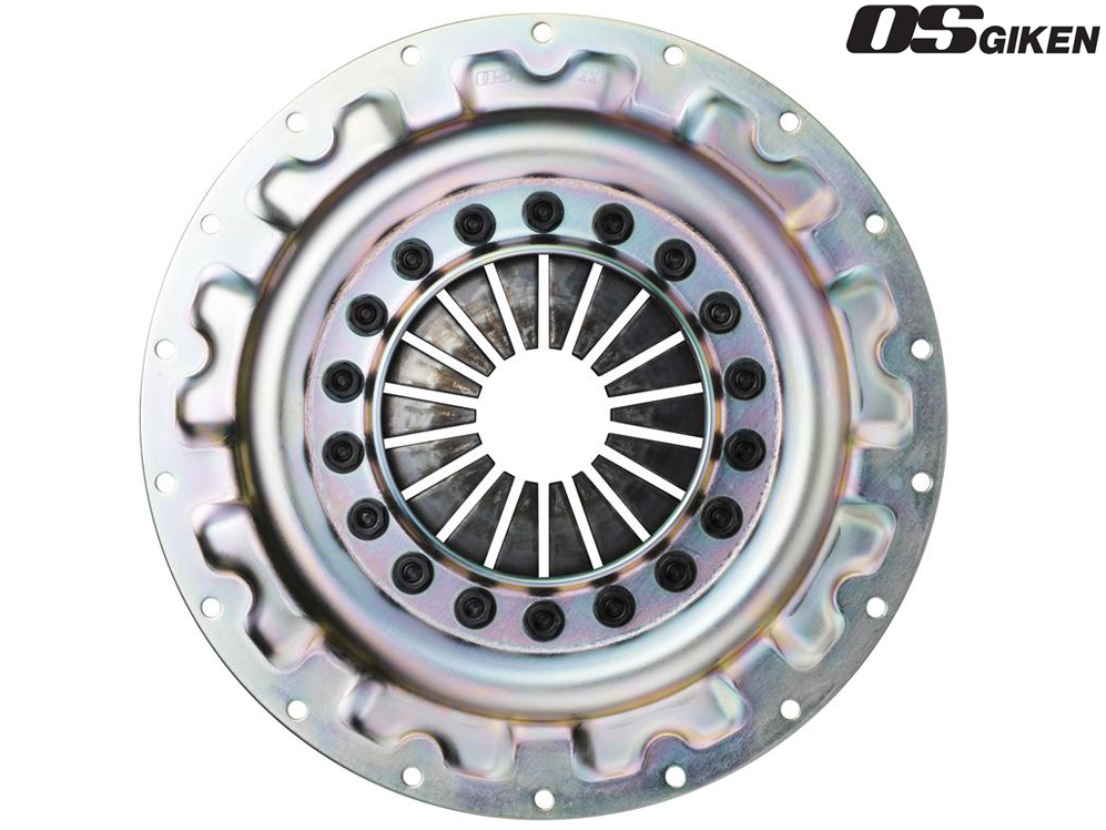 Сцепление OS Giken TS-Series (Steel) [TS2BS] (800 NM) Honda Integra/Civic Type-R (DC5/EP3/FN2) K20 HA081-BE3