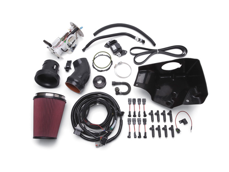 Компрессор Edelbrock E-Force Supercharger (Stage 2 - Track Systems) для Ford Mustang GT 4.6L (2005-2009)