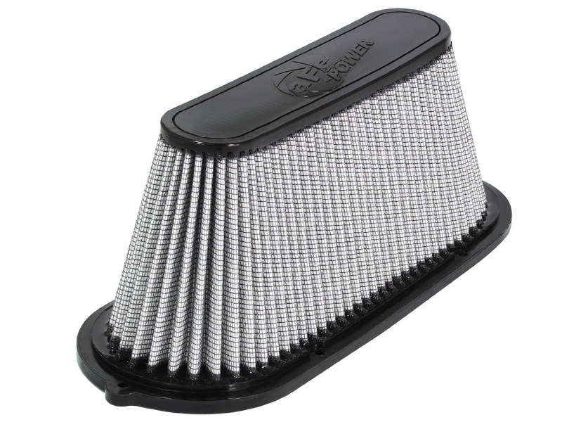Фильтрующий элемент в штатное место aFe Power Magnum FLOW OER Air Filters Pro DRY S Chevrolet Corvette (C6) 08-13 V8-6.2L (LS3)