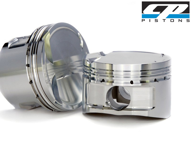 Кованые поршни CP Pistons Acura NSX C30A Bore 3.563, CR 11.8:1 (with skirt coating)