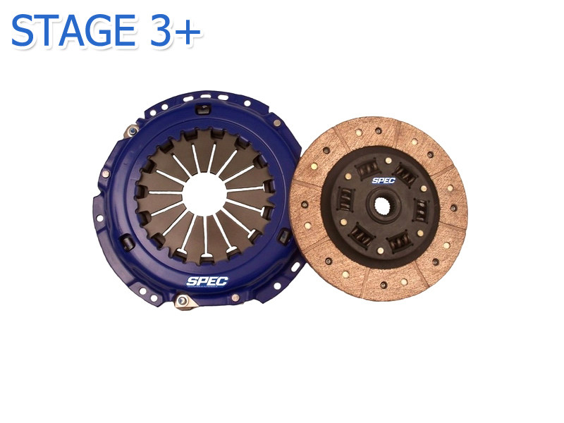 Сцепление SPEC Stage 3+ BMW 3-Series (E46) 1999-2000, 5-Series (E39) 1999-2000 5MT 2.8L (M52TUB28) SB813F