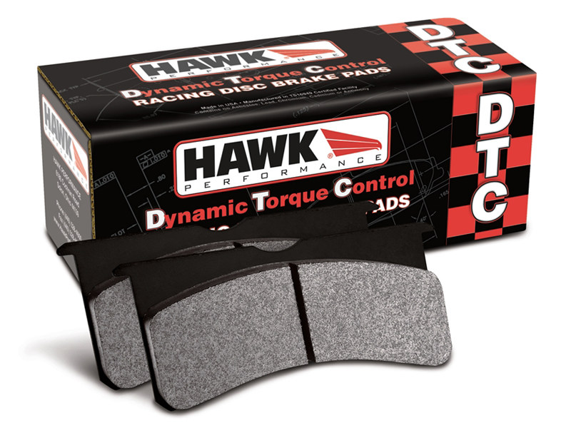 Тормозные колодки Hawk Performance DTC-60 BMW M3 (E30), 3-Series/M3 (E36), (E46), (E39), Z3/Z3 M, Z4 2.5/3.0/3.0si Зад HB227G.630