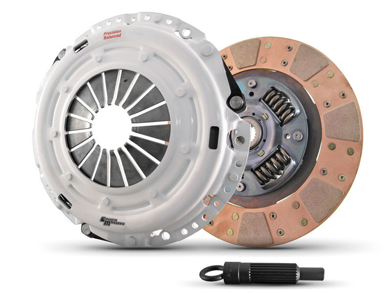 Сцепление Clutch Masters FX400 (Stage 4) демпферный диск (267mm Upgrade) BMW M5 (E39) 2000-2003 6MT 4.9L (S62B50) 03CM5-HDCL-X