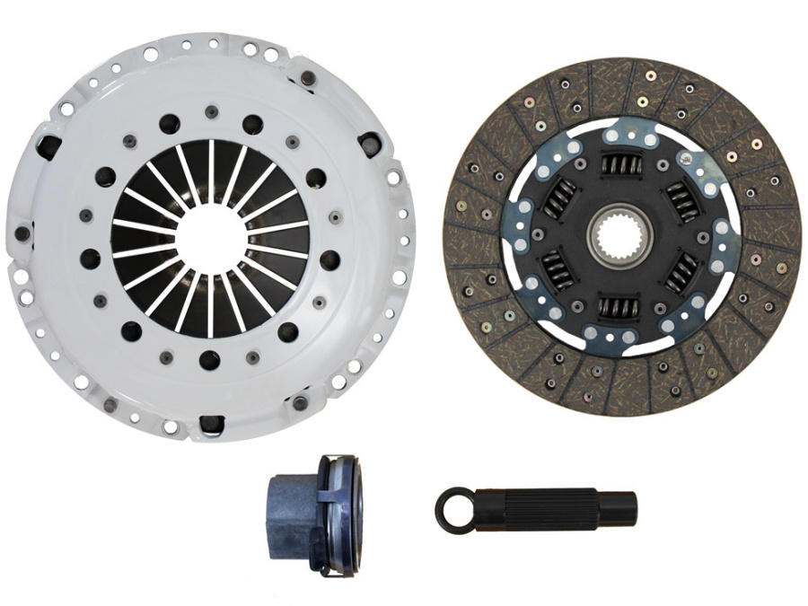 Сцепление Clutch Masters FX100 (Stage 1) демпферный диск (Upgrade) BMW Z4 (E85) 2006-2008, (E89) 2009-2011, 3-Series (E46), 5-Series (E60) 6MT 3.0L (N52B30) 03CM3-HD00-X