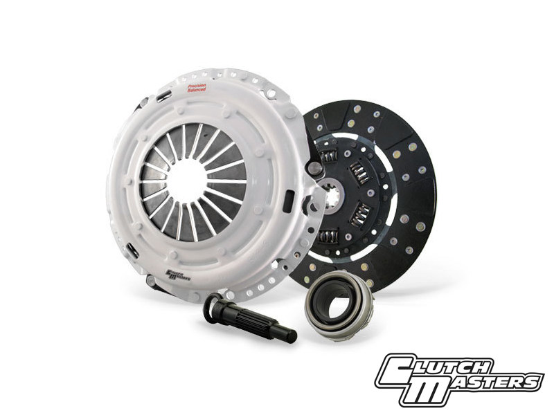Сцепление Clutch Masters FX350 (Stage 3+) демпферный диск (267mm Upgrade) BMW M5 (E39) 2000-2003 6MT 4.9L (S62B50) 03CM5-HDFF-X