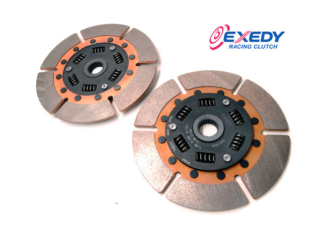 Диск сцепления Exedy Racing Twin Disc 24 Spline (Subaru) FMR200