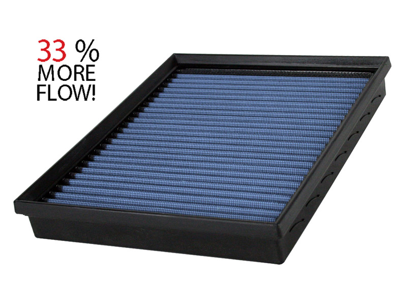 Фильтрующий элемент в штатное место aFe Power Magnum FLOW Pro 5R Air Filter для BMW M135i/M235i/M2/335i/435i (F20/F21/F22/F87/F30/F32/F34) L6-3.0L (t) N55