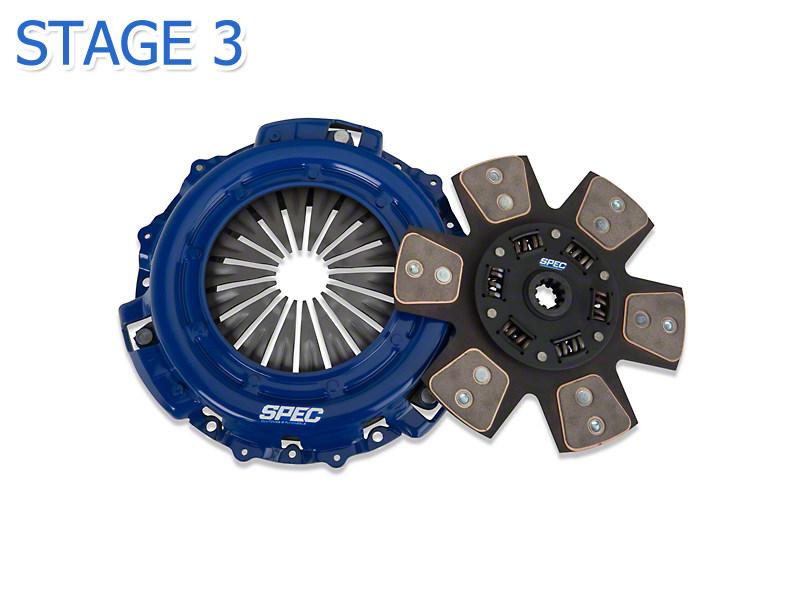 сцепление Spec Stage 3 Mini Cooper S R56 2007 10 Jcw 2008 12