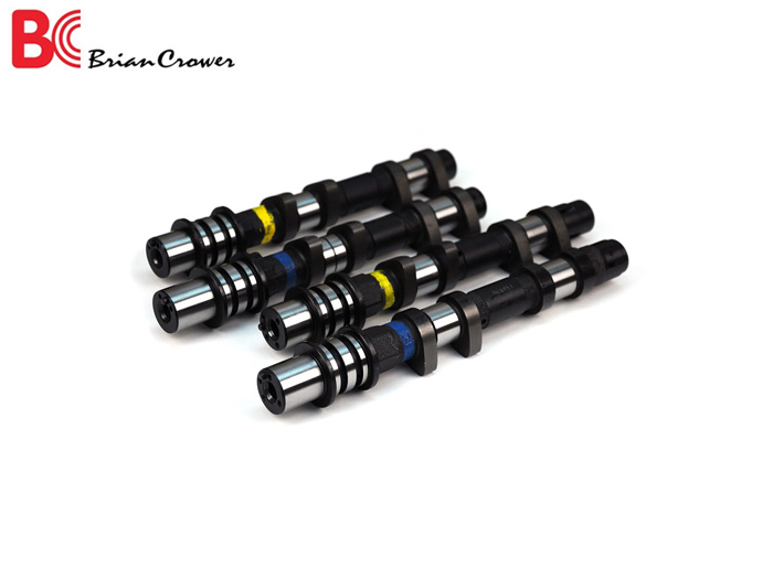 Распредвалы Brian Crower Stage 3 (280/280) Subaru (EJ257B) DUAL AVCS BC0624