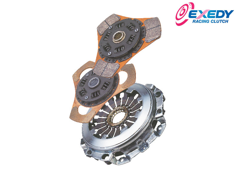 Сцепление Exedy Racing - Stage 2 Cerametallic Clutch Kit Mazda Mx-5 Miata (2006-2007) 10959