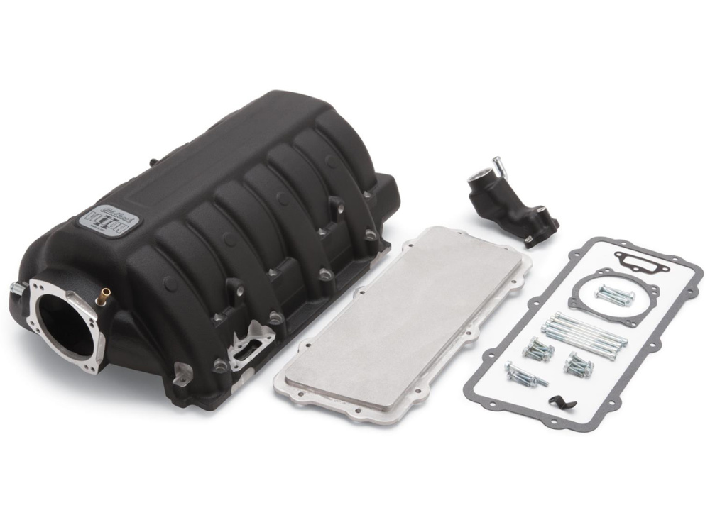 Впускной коллектор Edelbrock Victor II EFI для Chrysler/Dodge/Jeep (Hemi 5.7L/6.1L)