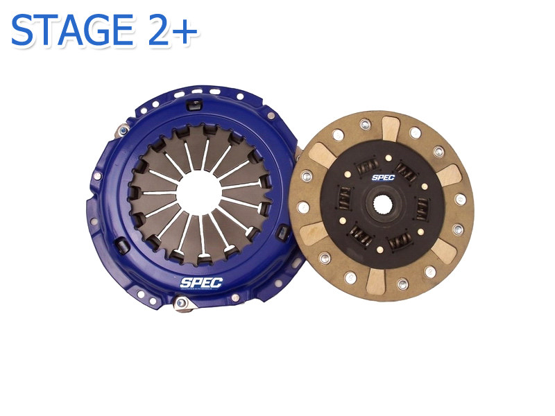 Сцепление SPEC Stage 2+ BMW 3-Series (E46) 1999-2000, 5-Series (E39) 1999-2000 5MT 2.8L (M52TUB28) SB813H