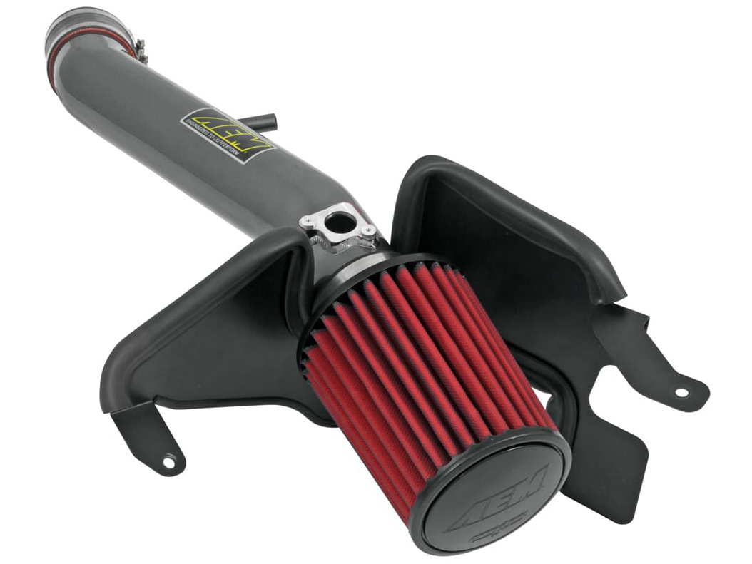 Впускная система AEM Cold Air Intake Gunmetal для Lexus IS250 / IS350 (4GR-FSE/2GR-FSE) V6-2.5L/3.5L (2014-19)