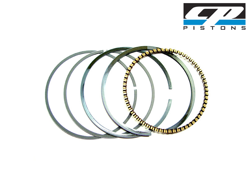 Комплект поршневых колец CP Pistons Ring set bore 3.130 1mm top, 1.2mm second, 2.8mm oil (1)