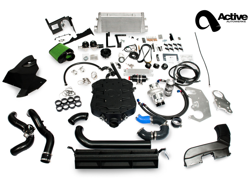 Компрессор Active Autowerke Supercharger Kit Gen 2 LEVEL 1 BMW M3 (E90/E92/E93)