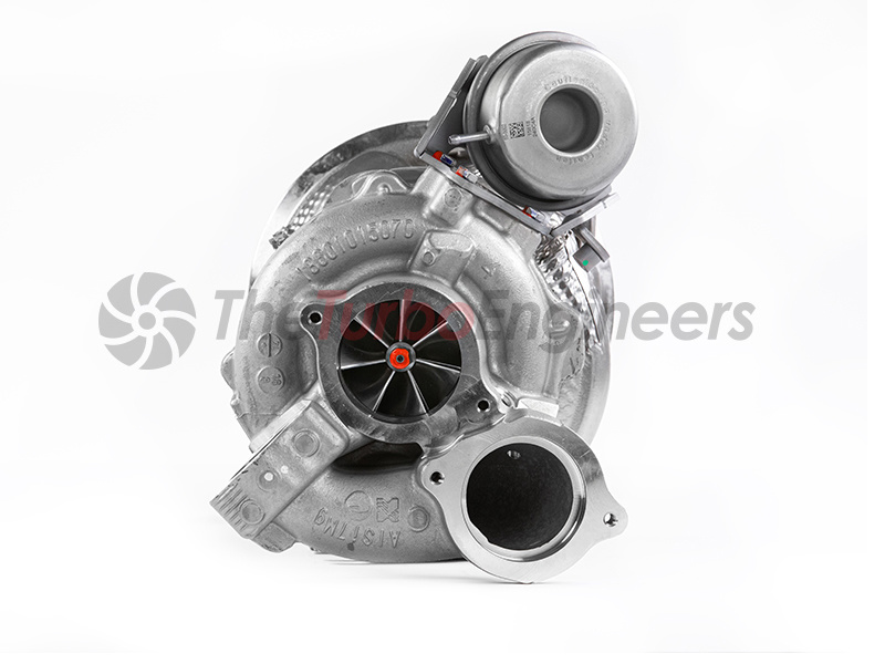 Турбокомпрессор (турбина) TTE510 Turbo Upgrade для VAG (Audi/VW/Volkswagen/Porsche) 3.0L V6 Turbo (3.0 TFSI/EA839) TTE10301