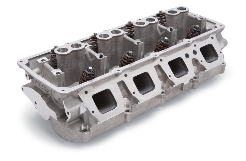 Доработанная ГБЦ Edelbrock Performer RPM (в сборе) для Chrysler/Dodge/Jeep (Hemi 6.1L/6.2L/6.4L) 73cc