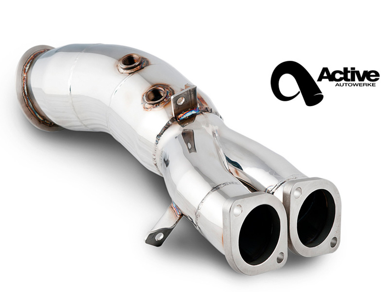 Даунпайп Active Autowerke Downpipe BMW 135i 335i N55