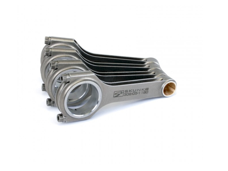 Шатуны Skunk2 Racing Alpha Series 4340 H-Beam (ARP2000) для Honda S2000 (F20C) 2.0L DOHC (PIN 23mm)
