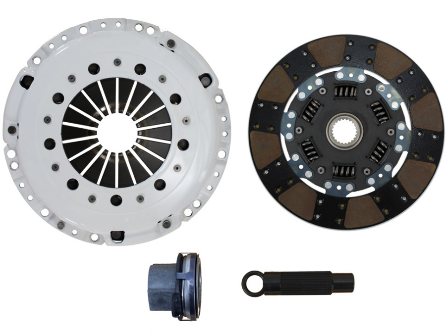 Сцепление Clutch Masters FX250 (Stage 2+) демпферный диск (Upgrade) BMW Z4 (E85) 2006-2008, (E89) 2009-2011, 3-Series (E46), 5-Series (E60) 6MT 3.0L (N52B30) 03CM3-HD0F-X