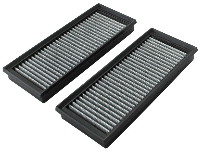 Фильтрующие элементы в штатное место aFe Power Magnum Flow Pro DRY S Air Filter для Mercedes-Benz 3.0L/4.6L/4.7L/5.5L V6/V8 Twin Turbo (M276 DE 30 AL/M278 DE 46 AL/M157 DE55 AL)