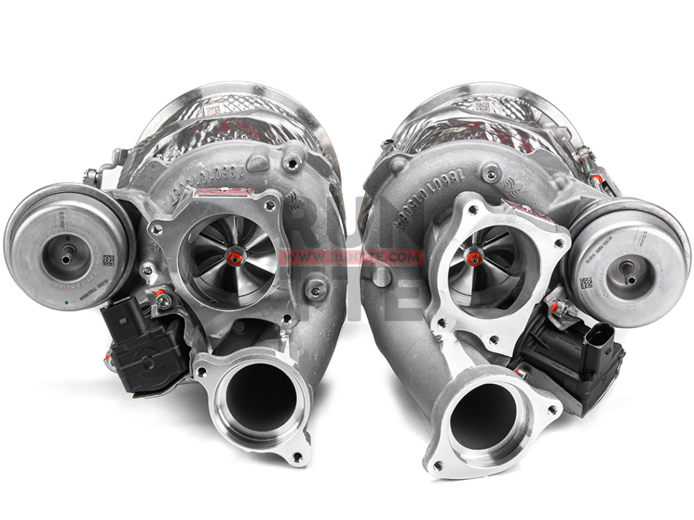 Турбокомпрессоры (турбины) TTE1020 Turbo Upgrade для VAG (Audi/Porsche/Lamborghini) 4.0 TFSI V8 (EA825) TTE10398.1