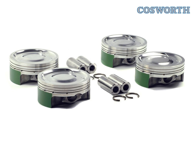 Кованые поршни Cosworth Mitsubishi 4B11T 2.0L (86.5mm) 9.0:1